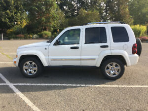 2007 Limited edition Jeep Liberty