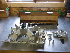 Dodge 5.2M engine Intake Manifold, Cam and Throttle body