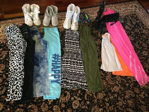 Girl's JUSTICE Clothing LOT NEW & Like New