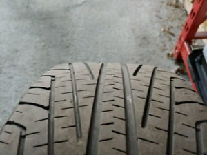 4 Michelin hydroedge tires 215/60r16 94t