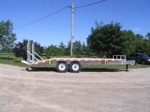 All Canadian Made BreMar/Ajj's Aluminum Trailers London Ontario image 18