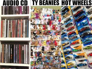Moving? We Accept CDs/Books/Movies/(board)Games/Beanies w/Tags