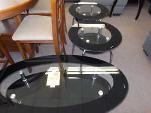 Great 3 piece coffee table and end table sets