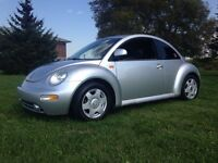 New beetle 186000km Supere condition