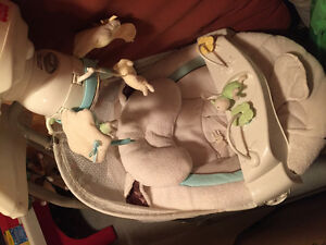 Fisher Price Lamb swing....make an offer