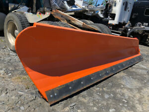 Everest 14' - Snow plow side wing