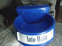 pet AUTO WATER DISH