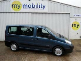 Peugeot Expert Allied Tepee 2.0 Disabled 6 Seat WINCH Wheelchair Access MPV