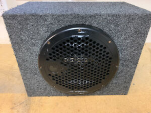 "10"" Subwoofer (Blaupunkt) with enclosure"