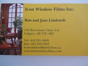 Window Film and Tint