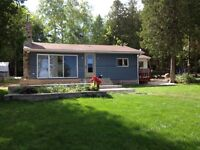 Manitoulin Island Cottage Rentals; beachfront accommodations