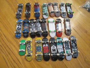 Tech Deck lots and accessories