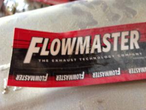 Dodge flow master muffler