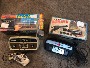 Retro Gaming Systems