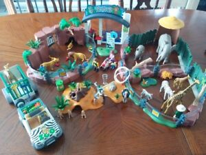 zoo playmobil