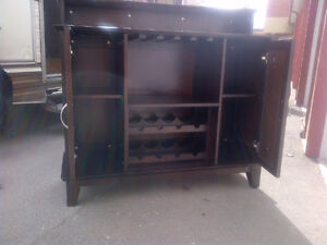 Bar and Fireplace for sale