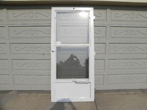 Rosco Storm Door - Heavy Construction Edmonton Edmonton Area image 2