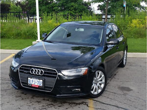 2013 Audi A4 - Quattro - Leather