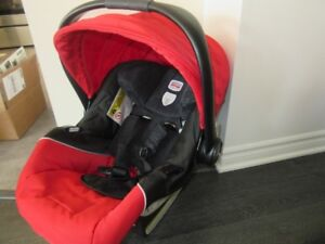 britax chaperone with base