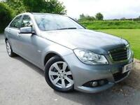 2011 Mercedes Benz C Class C220 CDI BlueEFFICIENCY SE Edition 125 4dr Auto Lo...