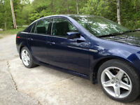 WOW A 2006 ACURA TL ONLY 9800 KS LIKE NEW.