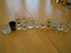 WHISKEY SHOT GLASSES
