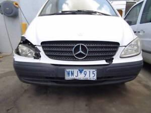 Mercedes Vito 109cdi Manual Wrecking Parts 639 Melbourne Hallam Casey Area Preview