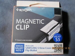 MAGNETIC CLIP FOR SAMSUNG FLIP COVER