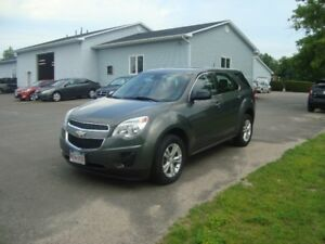 2013 CHEV EQUINOX LS AWD $6950 TAX'S IN ,247,000HWY KMS