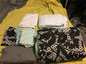 Bedding for sale! (Size Twin/Full)