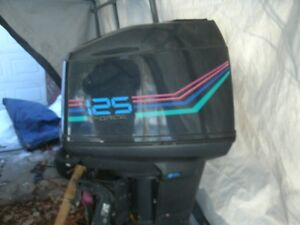 1991 125 HP Force outboard motor