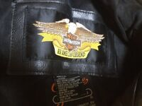 XXL leather Harley Davidson for 250 obo i paid 600