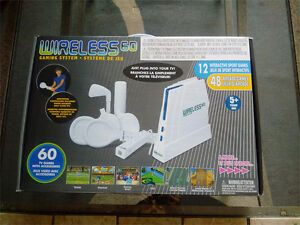 Wireless 60 Gaming System - never used