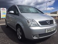 Vauxhall meriva design excellent condition full service history