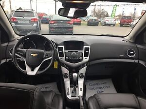 2014 CHEVROLET CRUZE 2LT * LEATHER * REAR CAM * BLUETOOTH * LOW  London Ontario image 9
