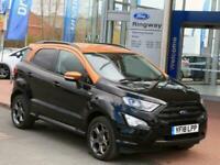 2018 Ford Ecosport ST-LINE 1.0 PETROL 5SP 5DR HATCHBACK MANUAL Hatchback Petrol