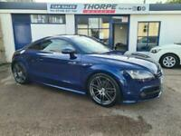 TT COUPE SPECIAL EDITIONS 2.0T FSI Black Edition