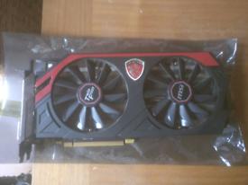 MSI Twin Frozr 4GB Gaming AMD R9 290X Graphics Card