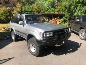 1991 HDJ81 VX Limited Toyota Land Cuirser
