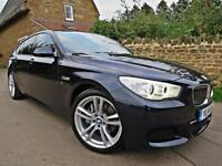 2014 BMW 520D GT AUTO M-SPORT 184 BHP. FULLY LOADED, PAN ROOF, BMW WARRANTY !