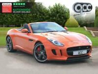 2014 Jaguar F-Type V6 S Auto Convertible Petrol Automatic