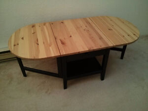 IKEA Arkelstorp real wood coffee table