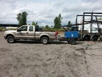 on-site mobile welding