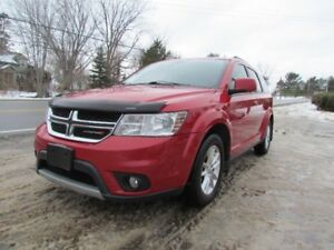 2016 Dodge Journey SXT BACK UP CAM! HEATED SEATS! 1 YR WARRANTY!