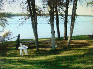 Beautiful Cottage on Canal Lake for Rent