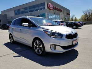 2016 Kia Rondo EX | LEATHER | SUNROOF | HTD SEATS
