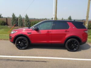 2016 Land Rover Discover HSE Luxury Sport AWD - Stored