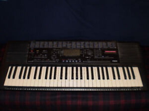 Yamaha, Kawasaki, and Equip Keyboards, Bench, Stand