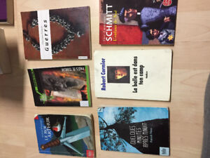 Secondary Books College Charlemagne