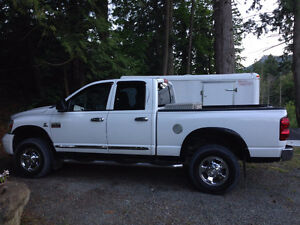 2007 Dodge Power Ram 3500 Laramie Pickup Truck